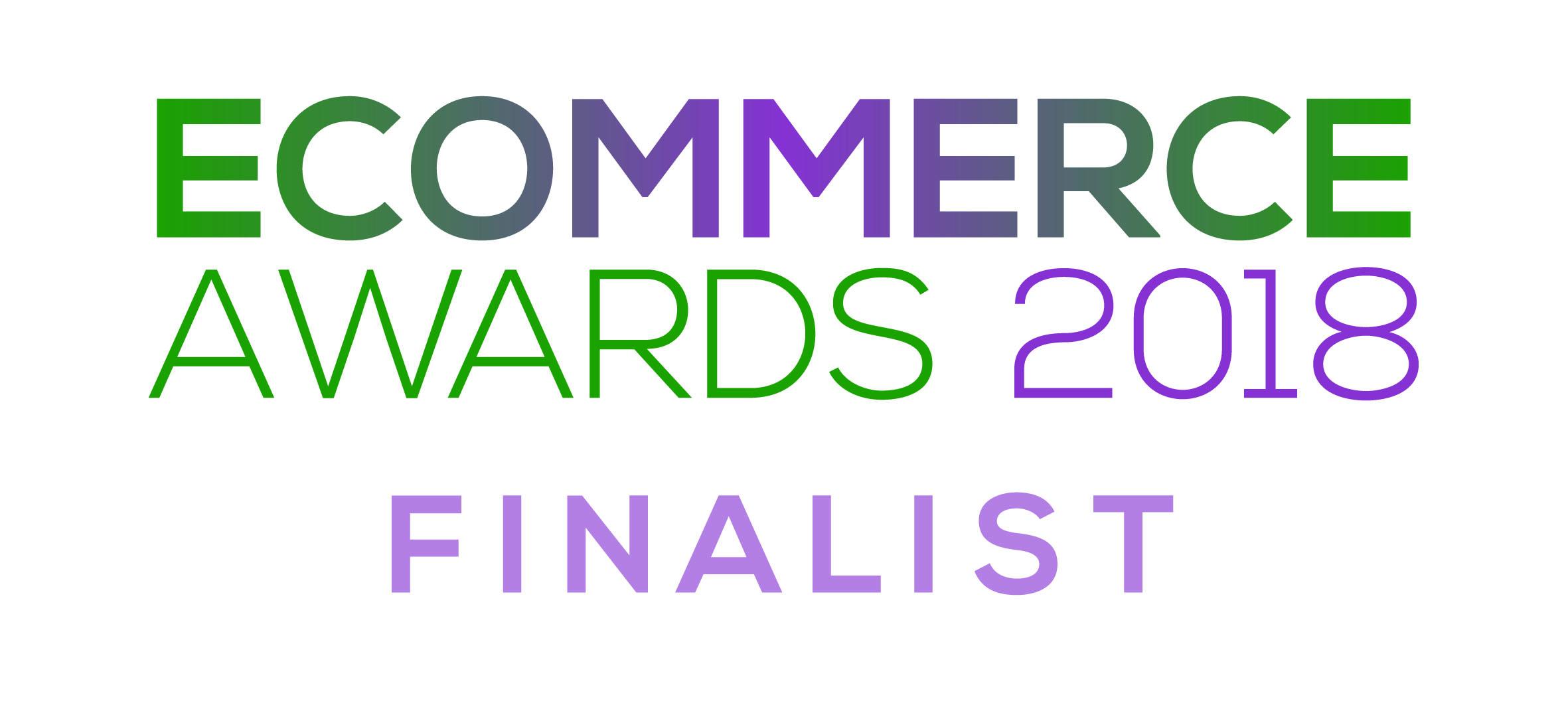 Ecomerce FINALIST logo 2018